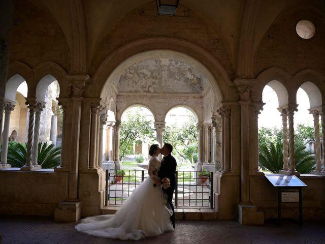 Il matrimonio di Clotilde e Andrea a Latina, Latina 20
