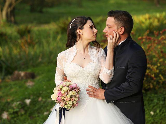 Il matrimonio di Clotilde e Andrea a Latina, Latina 22