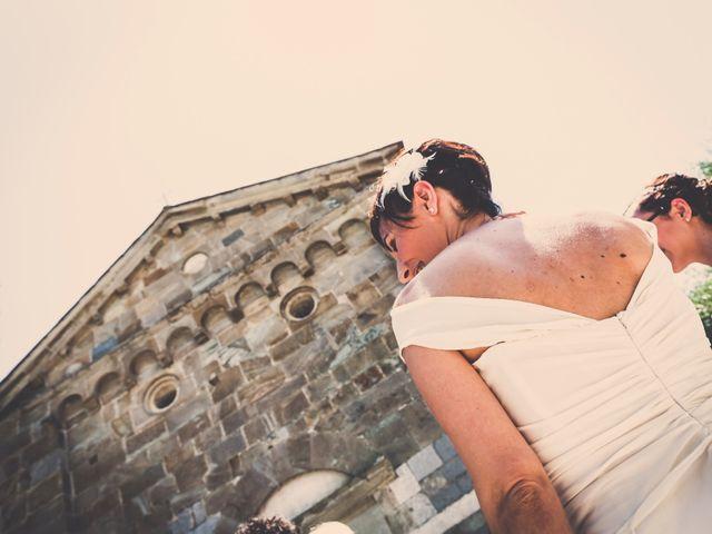 Il matrimonio di Viviana e Alberto a Pisa, Pisa 1