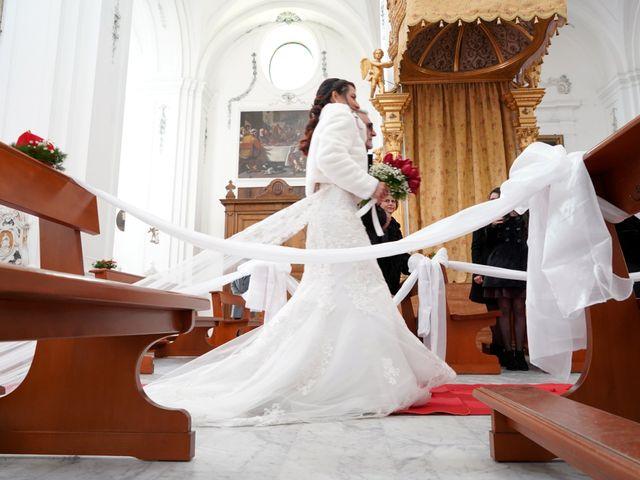 Il matrimonio di Tiziana e Giuseppe a Montescaglioso, Matera 7