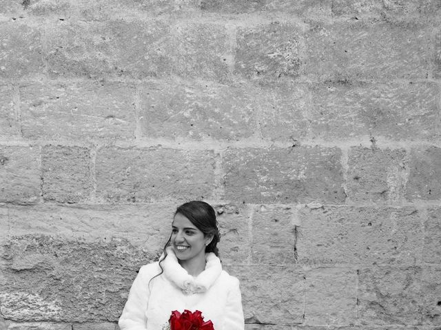 Il matrimonio di Tiziana e Giuseppe a Montescaglioso, Matera 28