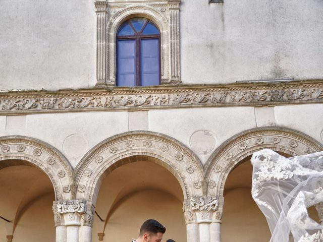 Il matrimonio di Tiziana e Giuseppe a Montescaglioso, Matera 30