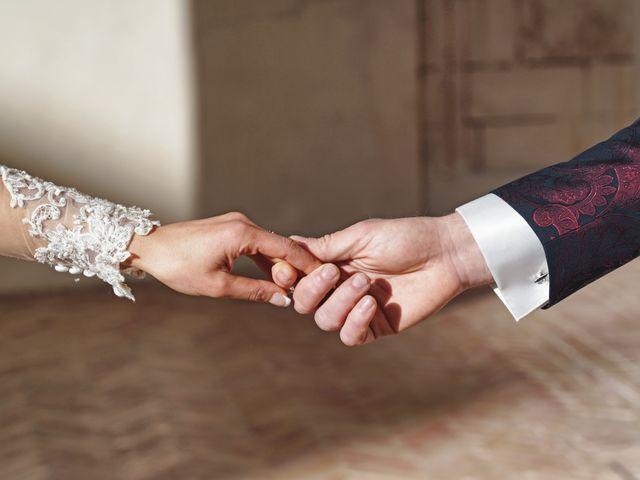 Il matrimonio di Tiziana e Giuseppe a Montescaglioso, Matera 31