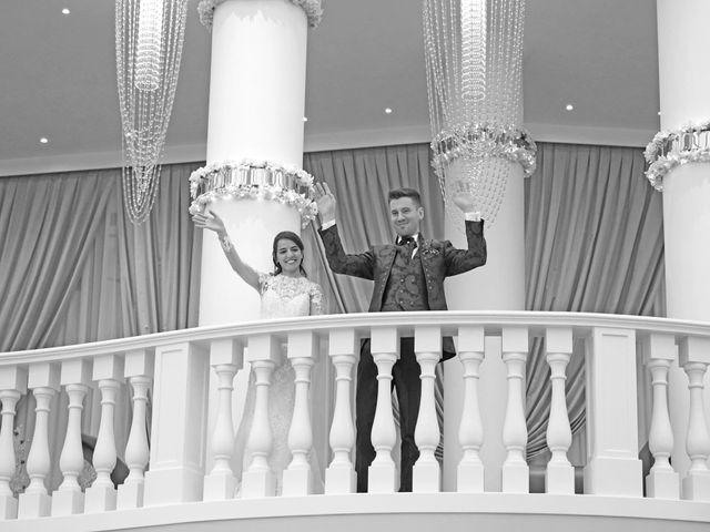 Il matrimonio di Tiziana e Giuseppe a Montescaglioso, Matera 36