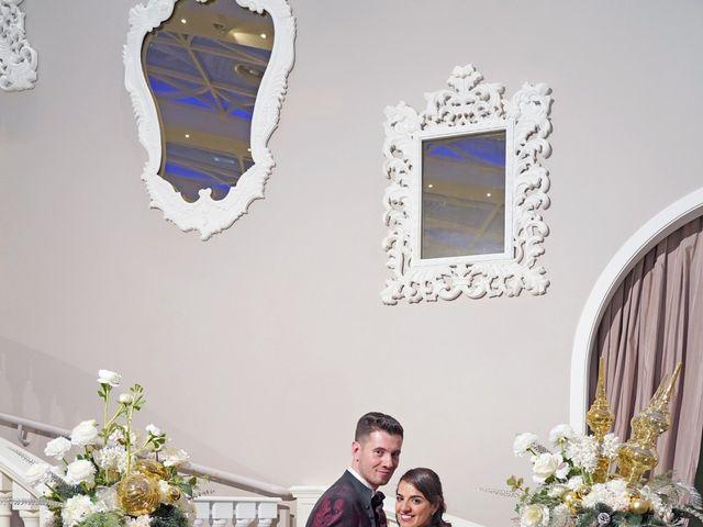 Il matrimonio di Tiziana e Giuseppe a Montescaglioso, Matera 40