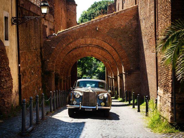 Il matrimonio di Christian e Denise a Roma, Roma 5