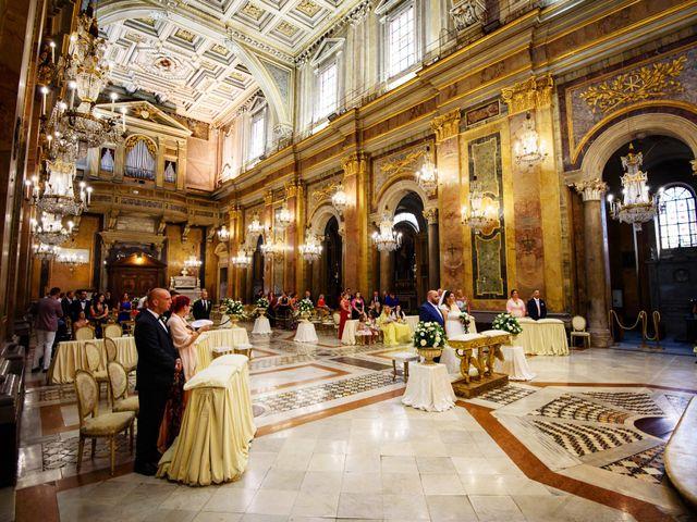 Il matrimonio di Christian e Denise a Roma, Roma 8