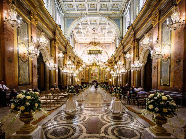 Il matrimonio di Christian e Denise a Roma, Roma 9