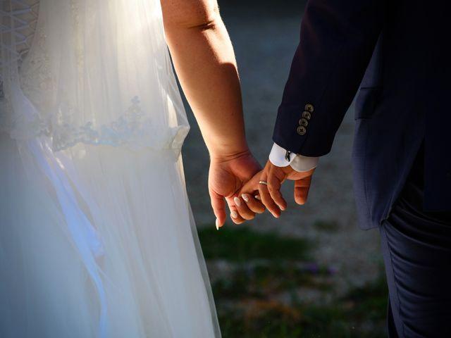 Le nozze di Denise e Christian