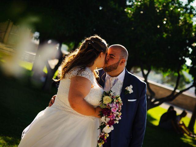 Il matrimonio di Christian e Denise a Roma, Roma 12