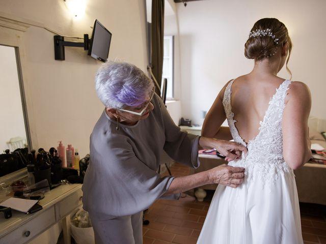 Il matrimonio di Giulia e Alessio a Pistoia, Pistoia 17