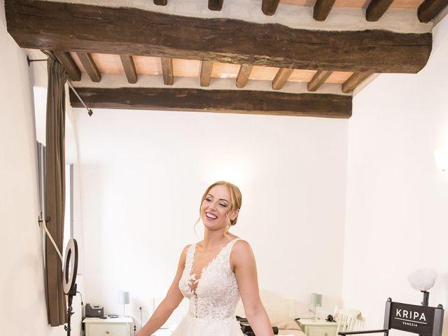 Il matrimonio di Giulia e Alessio a Pistoia, Pistoia 19