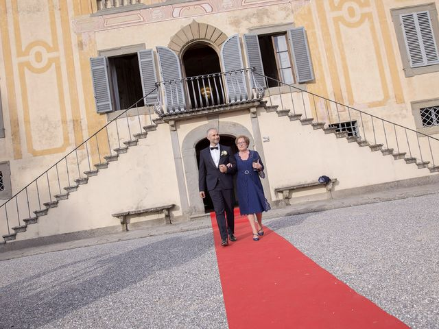 Il matrimonio di Giulia e Alessio a Pistoia, Pistoia 21