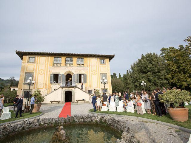 Il matrimonio di Giulia e Alessio a Pistoia, Pistoia 22