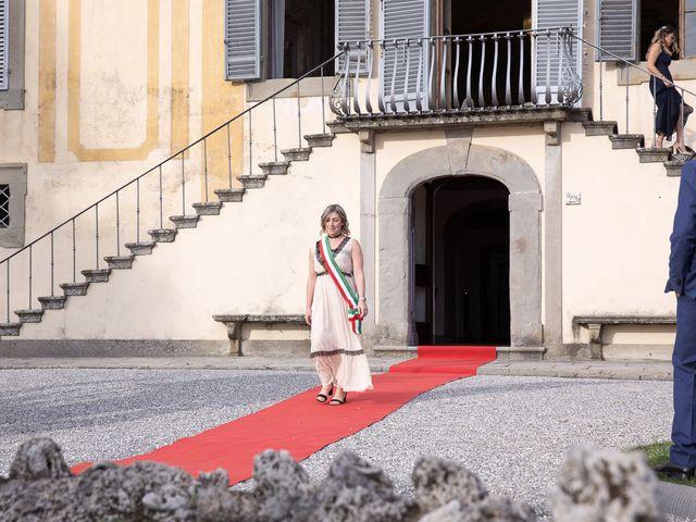 Il matrimonio di Giulia e Alessio a Pistoia, Pistoia 23
