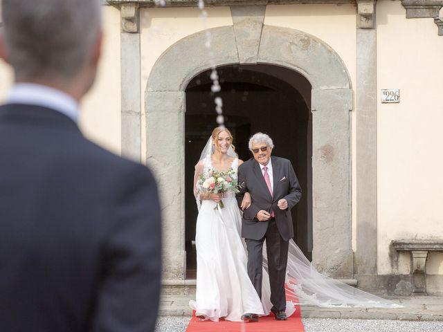 Il matrimonio di Giulia e Alessio a Pistoia, Pistoia 25
