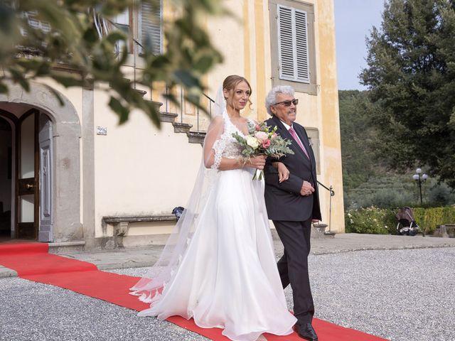 Il matrimonio di Giulia e Alessio a Pistoia, Pistoia 26
