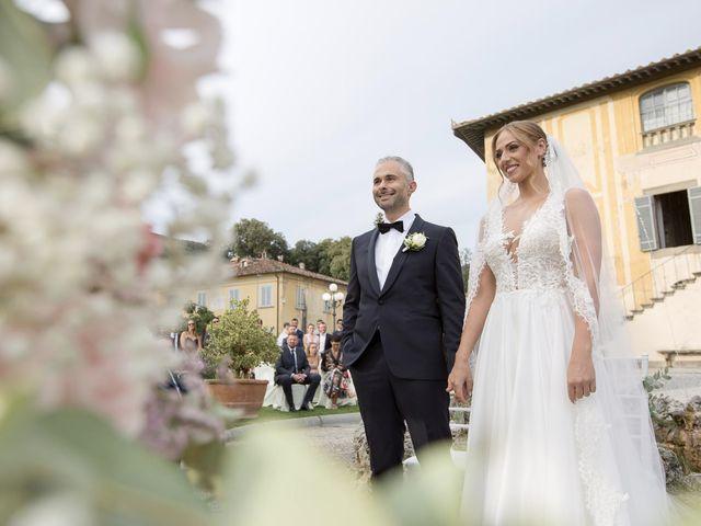 Il matrimonio di Giulia e Alessio a Pistoia, Pistoia 28
