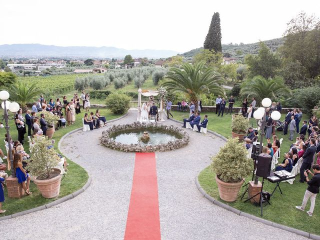 Il matrimonio di Giulia e Alessio a Pistoia, Pistoia 29