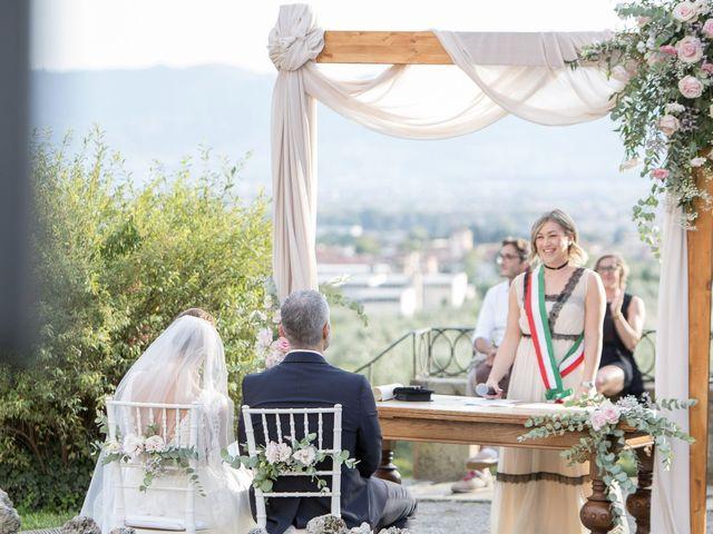 Il matrimonio di Giulia e Alessio a Pistoia, Pistoia 30