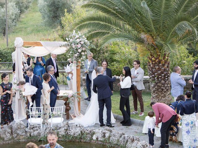 Il matrimonio di Giulia e Alessio a Pistoia, Pistoia 33