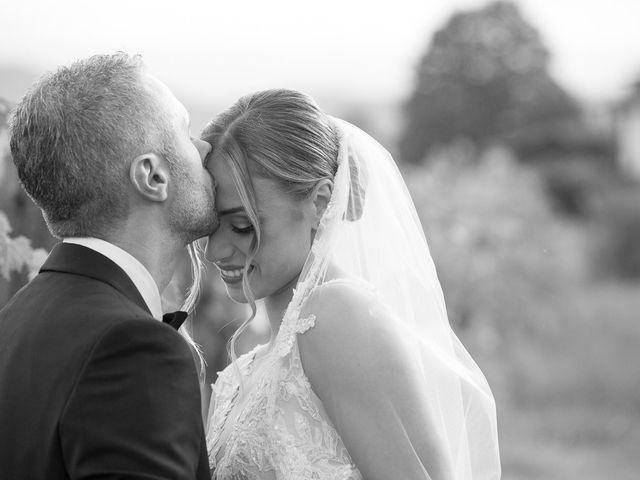 Il matrimonio di Giulia e Alessio a Pistoia, Pistoia 36