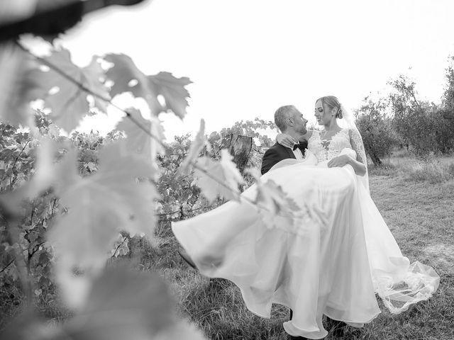 Il matrimonio di Giulia e Alessio a Pistoia, Pistoia 37