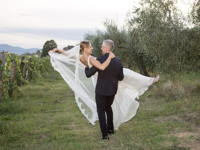 Il matrimonio di Giulia e Alessio a Pistoia, Pistoia 38