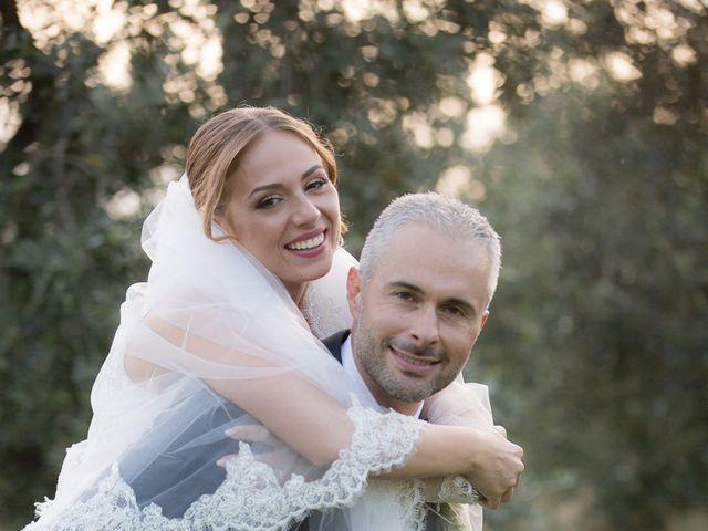 Il matrimonio di Giulia e Alessio a Pistoia, Pistoia 39