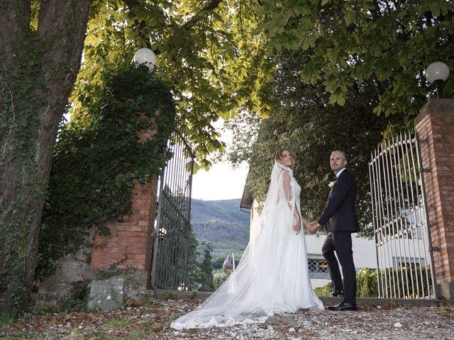 Il matrimonio di Giulia e Alessio a Pistoia, Pistoia 41
