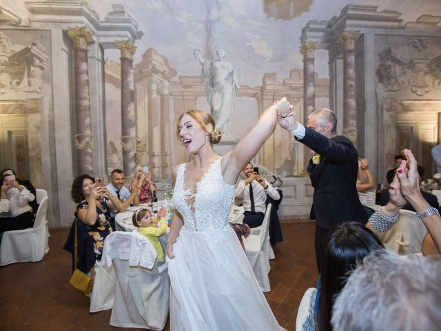 Il matrimonio di Giulia e Alessio a Pistoia, Pistoia 42