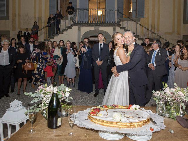Il matrimonio di Giulia e Alessio a Pistoia, Pistoia 49