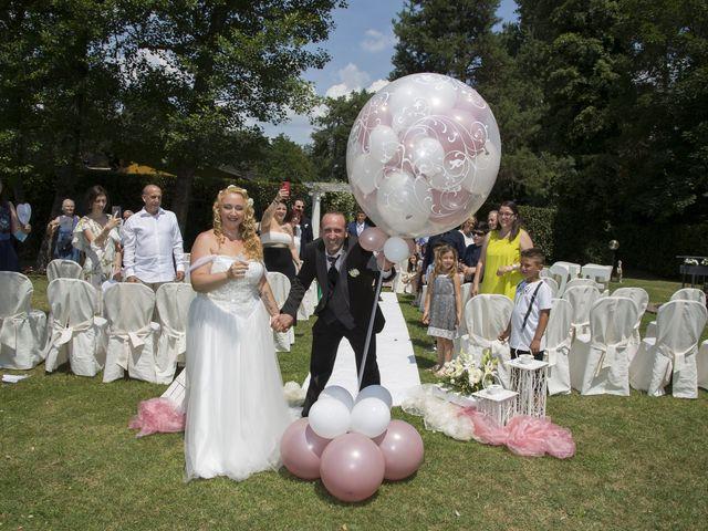 Il matrimonio di Enzo e Anna a Cogliate, Monza e Brianza 17