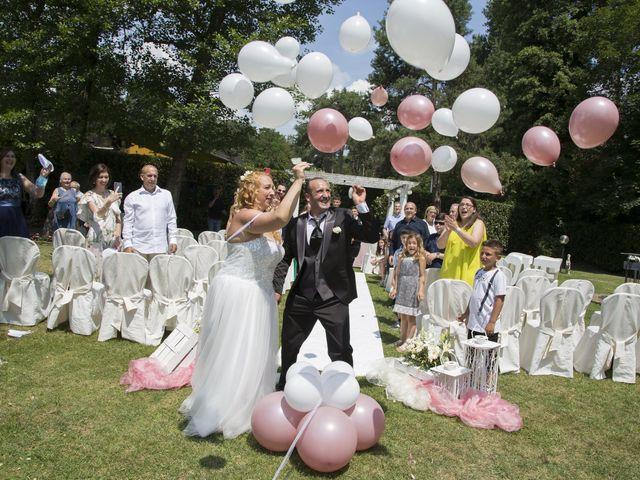 Il matrimonio di Enzo e Anna a Cogliate, Monza e Brianza 18