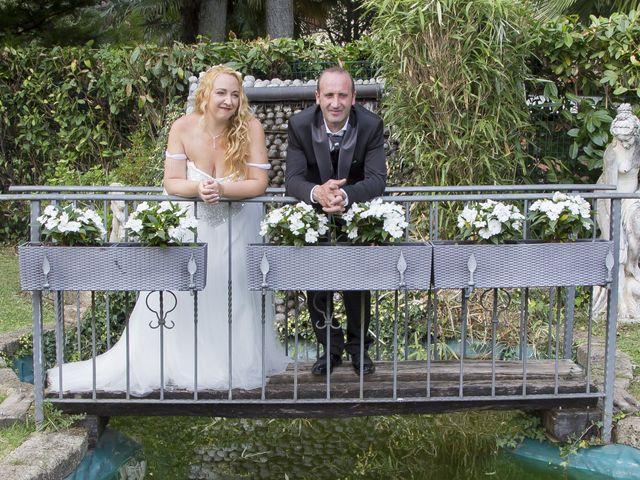 Il matrimonio di Enzo e Anna a Cogliate, Monza e Brianza 23
