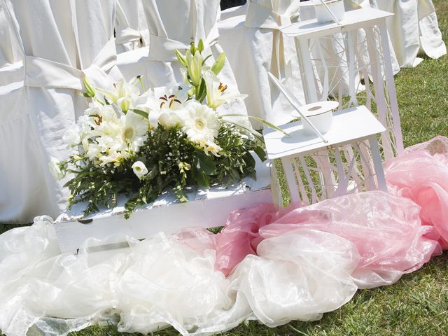 Il matrimonio di Enzo e Anna a Cogliate, Monza e Brianza 35