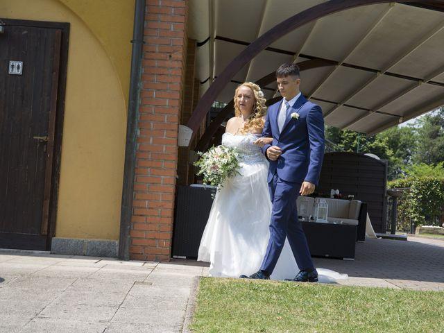 Il matrimonio di Enzo e Anna a Cogliate, Monza e Brianza 38