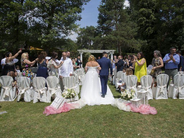 Il matrimonio di Enzo e Anna a Cogliate, Monza e Brianza 40