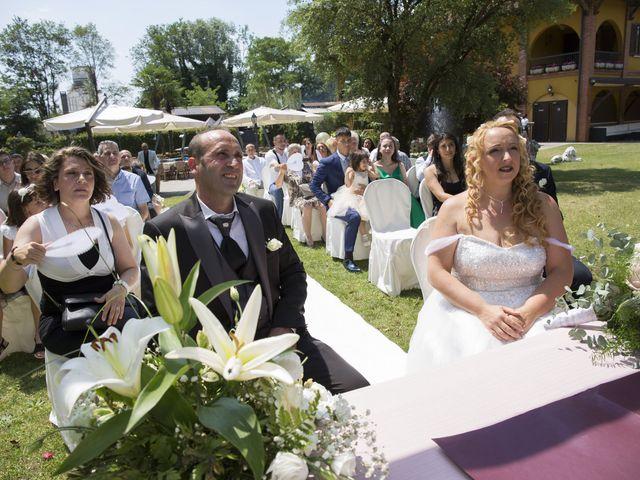 Il matrimonio di Enzo e Anna a Cogliate, Monza e Brianza 41