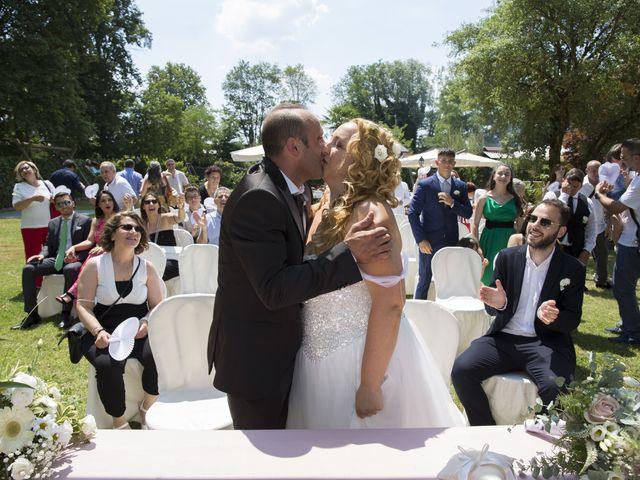 Il matrimonio di Enzo e Anna a Cogliate, Monza e Brianza 43