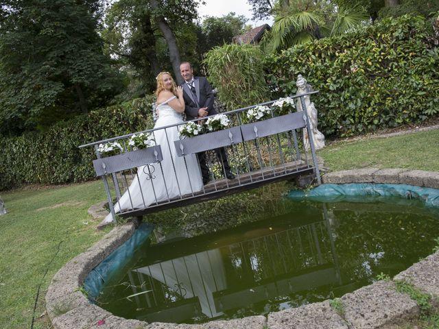 Il matrimonio di Enzo e Anna a Cogliate, Monza e Brianza 48