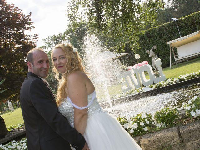 Il matrimonio di Enzo e Anna a Cogliate, Monza e Brianza 50
