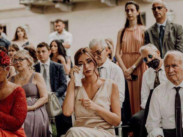 Il matrimonio di Matteo e Alice a Asti, Asti 28