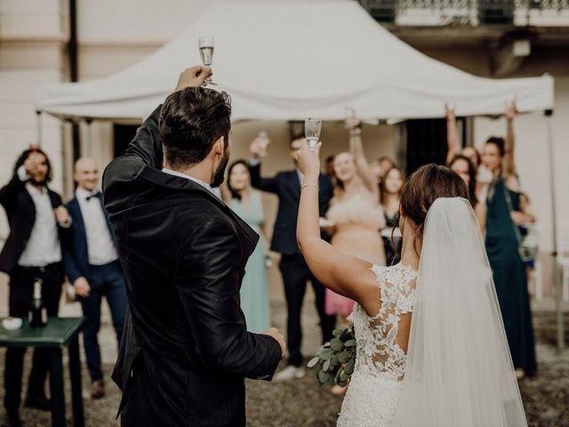 Il matrimonio di Matteo e Alice a Asti, Asti 37