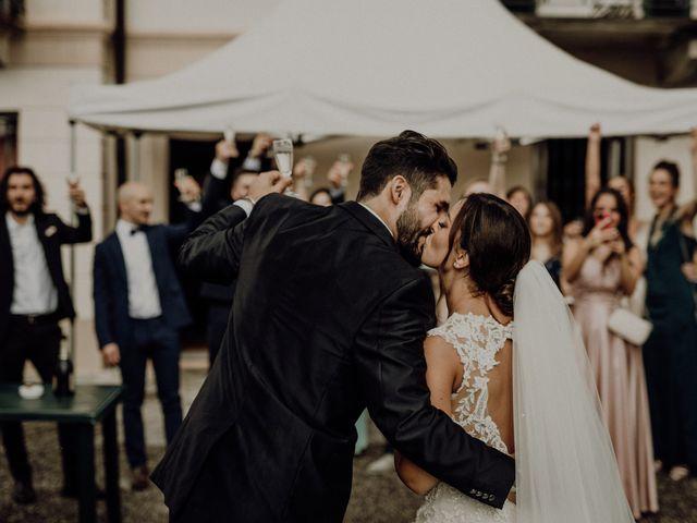 Il matrimonio di Matteo e Alice a Asti, Asti 38