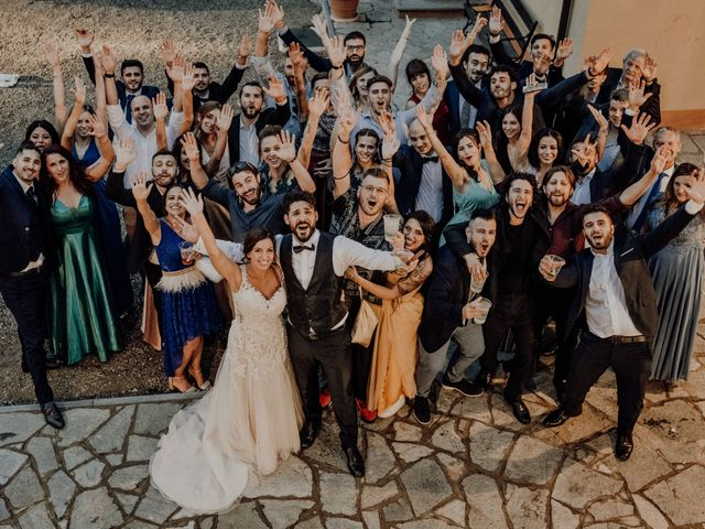 Il matrimonio di Matteo e Alice a Asti, Asti 81