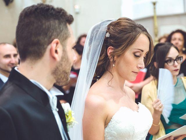 Il matrimonio di Alessandro e Francesca a Sulmona, L'Aquila 33