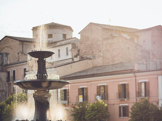 Il matrimonio di Alessandro e Francesca a Sulmona, L'Aquila 35