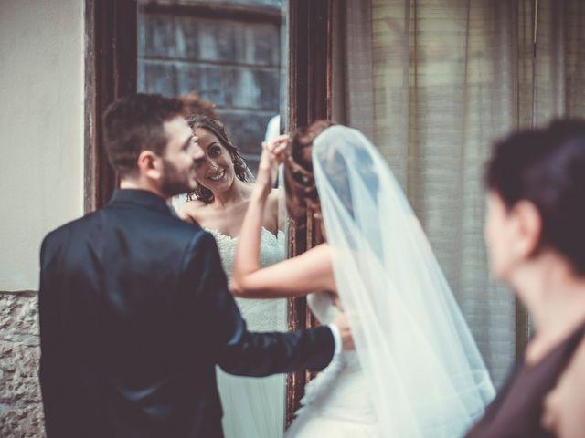 Il matrimonio di Alessandro e Francesca a Sulmona, L'Aquila 41