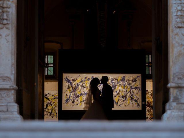 Il matrimonio di Alessandro e Francesca a Sulmona, L'Aquila 43